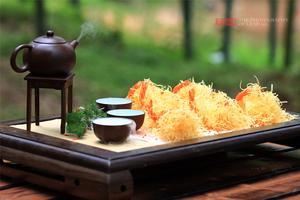 【我是达人】游江南第一仙山,品浦江特色火腿宴