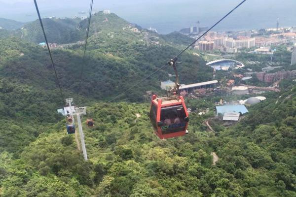 深圳东部华侨城两日游----端午两人浪漫游一