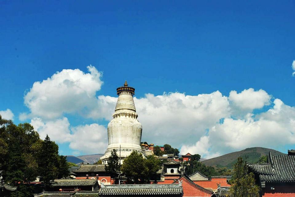(原创)盖世五台: - liangshange - 一线天