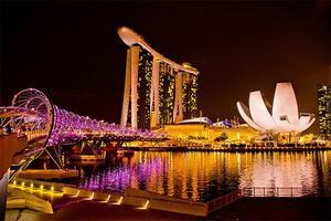 【我是达人】新加坡转机一日游