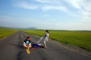 """【我是达人】体验房车游:内蒙古大草原11天""""慢""""游"""