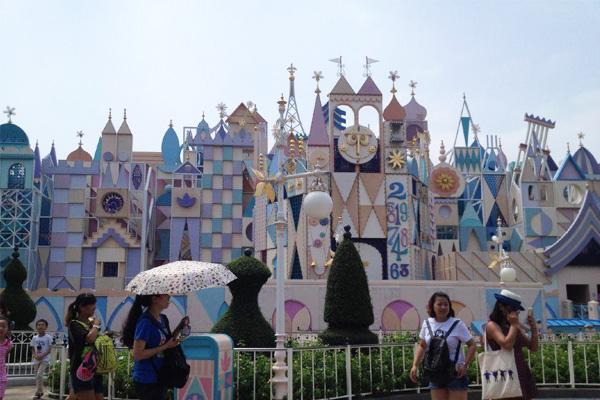 """【一写就""""惠""""】2015暑假愉快的迪士尼之旅"""
