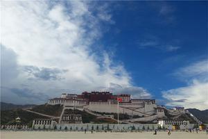 【我是达人】突然就到了西藏——16天独行记忆(火车+求捡+单车+拼车+飞机)