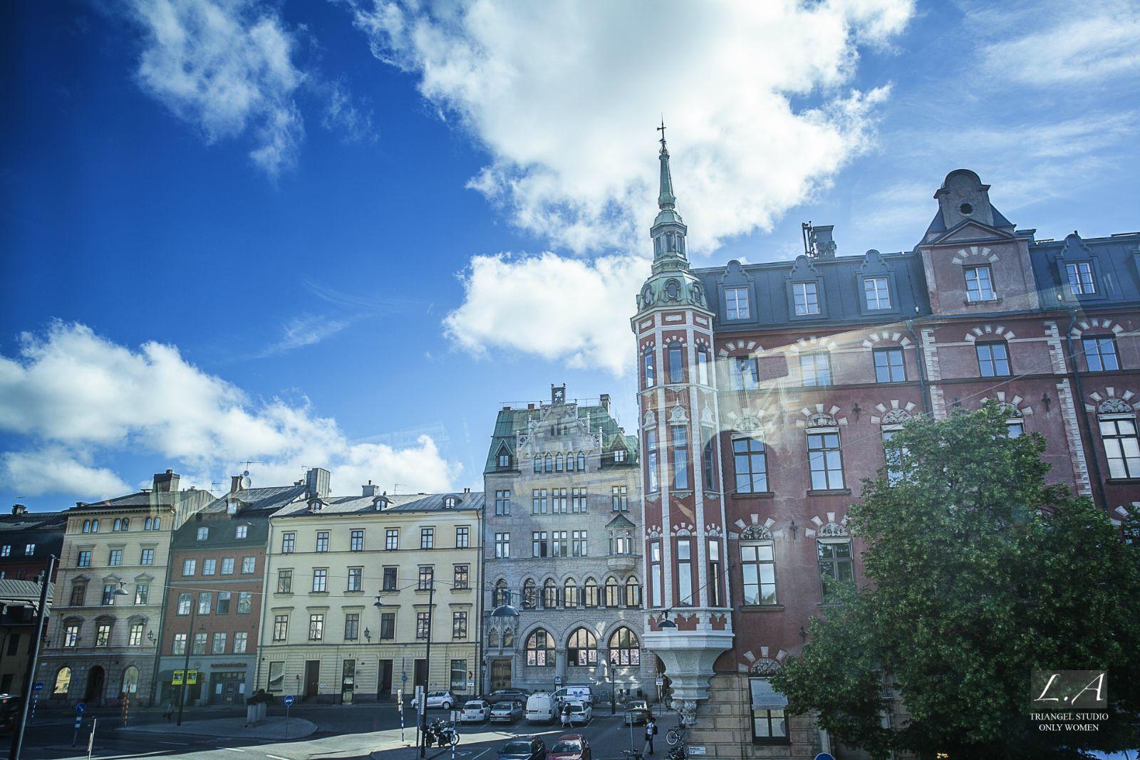 斯德哥尔摩老城