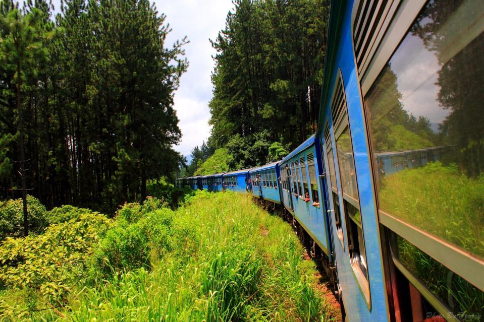 斯里兰卡-高山火车-kaixing孙浩