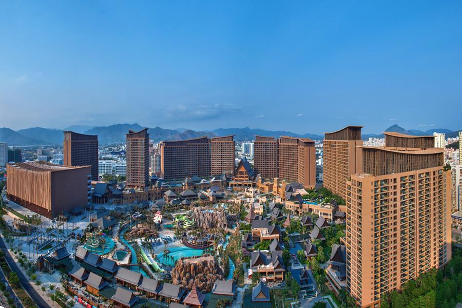 三亚湾红树林度假世界(木棉酒店)