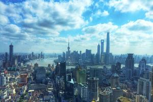 【我是达人】上海:人们都爱你的冷漠容颜