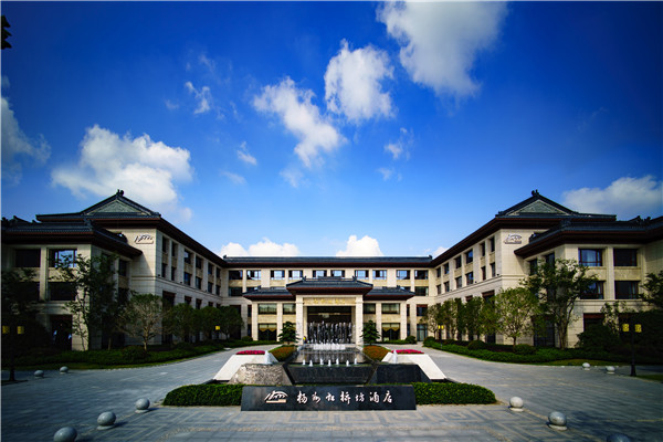 扬州虹桥坊酒店