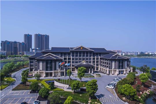 安徽铜雀台开元国际大酒店(铜陵)