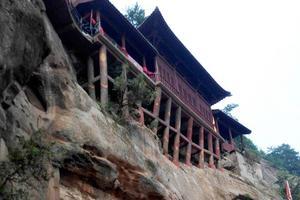 陕西黄陵国家森林公园紫娥寺游记