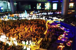 """【一写就""""惠""""】上海城市规划展示馆"""
