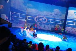 """【一写就""""惠""""】上海马戏团"""