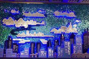 """【一写就""""惠""""】上海城市规划馆"""