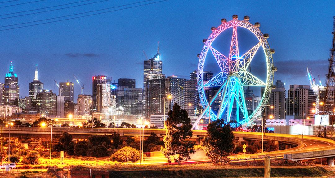 澳大利亚墨尔本之星巨型观景摩天轮门票