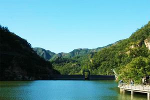 【享泡温泉】京东大峡谷