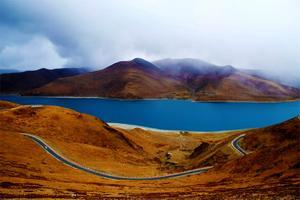 【享泡温泉】单车自驾:绝美羊湖,大美雅江