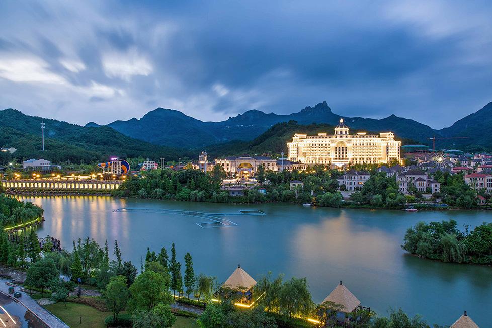 仙华檀宫名人度假酒店
