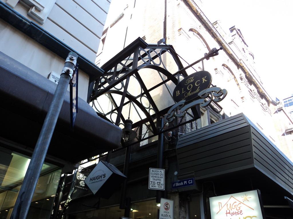 布洛克拱廊 the block arcade          图片