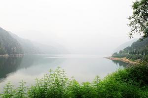 【享泡温泉】偶遇美丽的黄松峪水库