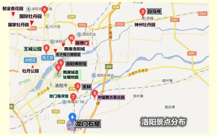 洛阳游玩指南_洛阳旅游注意事项/当地特色/历史文化图片