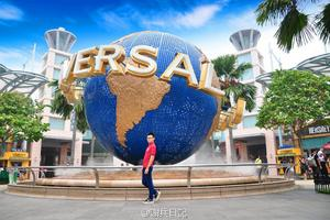 【免费上邮轮】新加坡 24小时玩转环球影城