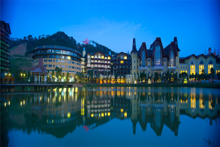 河源巴伐利亚庄园福朋喜来登度假酒店