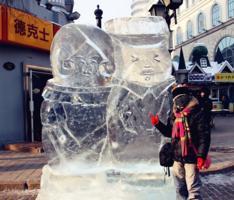 哈尔滨 -东升林场(雪谷)-穿越雪乡-长白山 –吉林雾凇岛-吉林