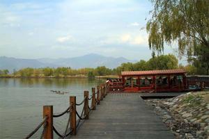 【享泡温泉】北京秋色——延庆野鸭湖