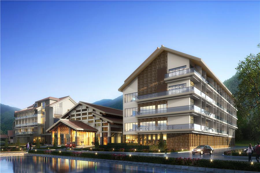 五峰国际大酒店