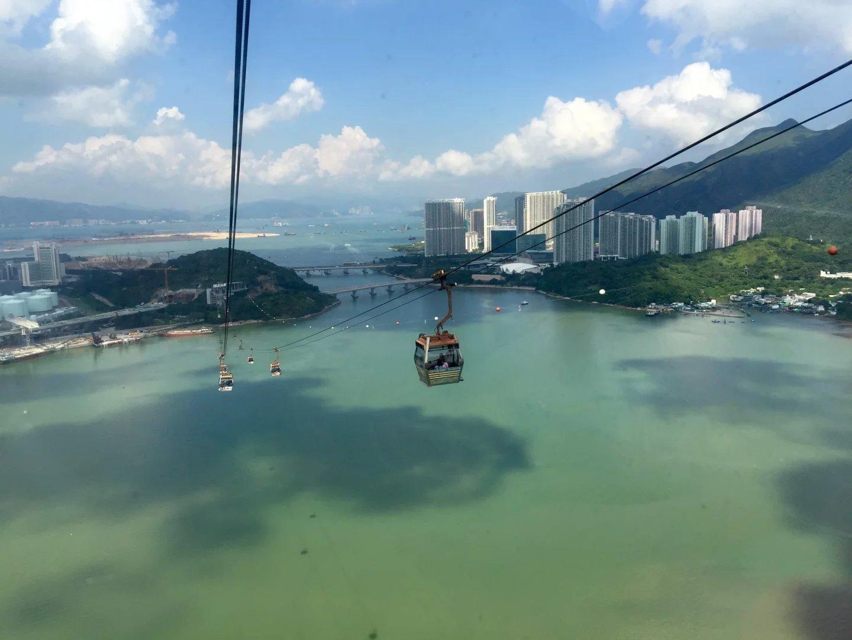 香港-昂坪360-萌琦蕊1