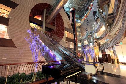 京华城购物中心