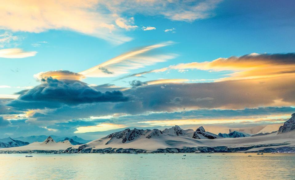 中国去南极有多少公里