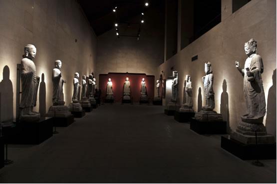 展室 @西安碑林博物馆官网