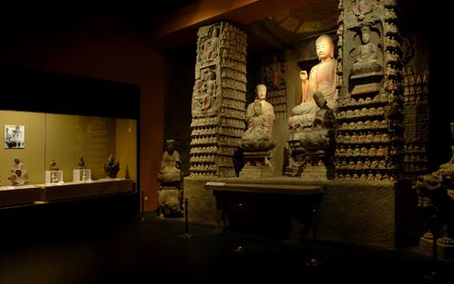 第三展厅 @陕西历史博物馆官网