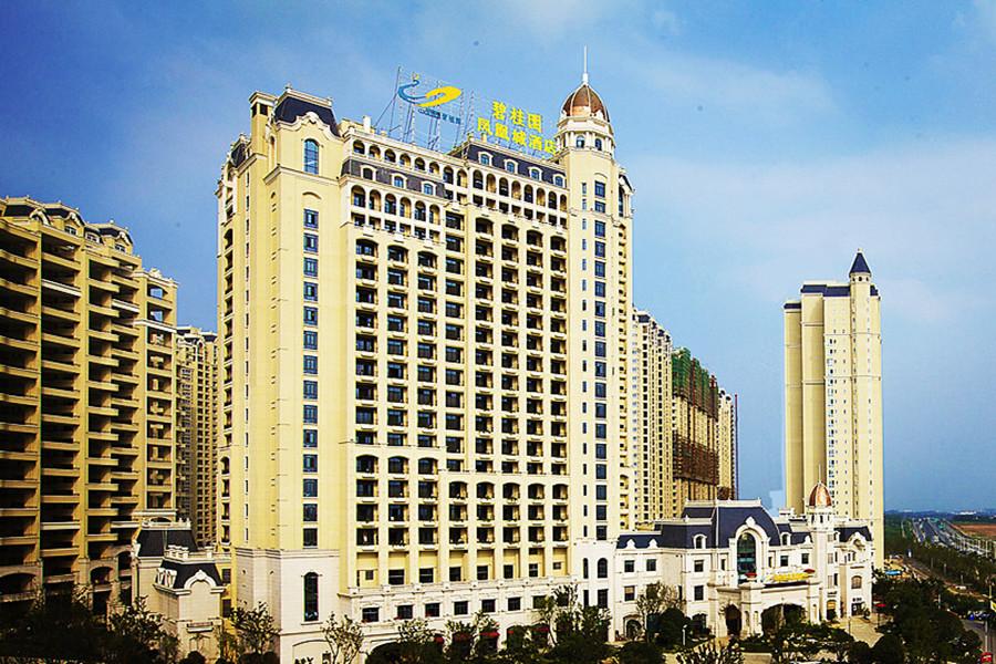 句容碧桂园凤凰城酒店
