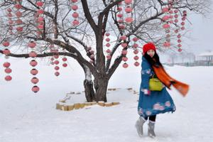 【我是达人】乐享雪域  做一回敞亮盛京人!