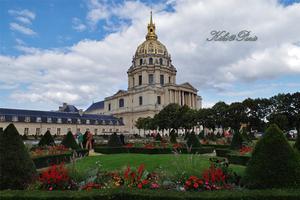 【我是达人】巴黎的万千风情
