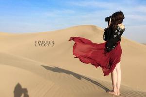 【我是达人】渐行渐远——库布齐沙漠