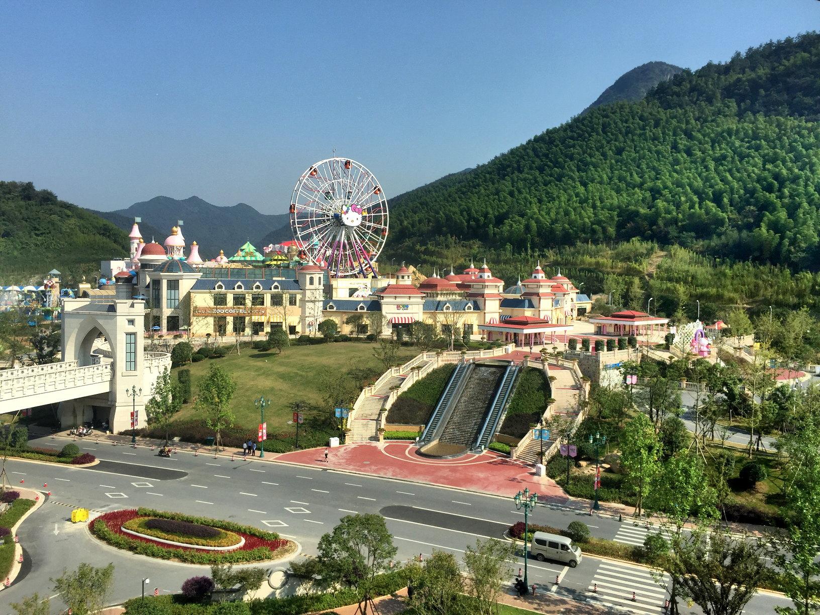 安吉杭州hello kitty乐园图片大全_景点图片/摄影照片图片