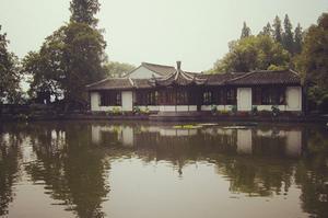 """【一写就""""惠""""】西湖第一园林--郭庄"""