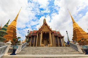 【我是达人】【泰国第二弹】逛在曼谷,闲在甲米