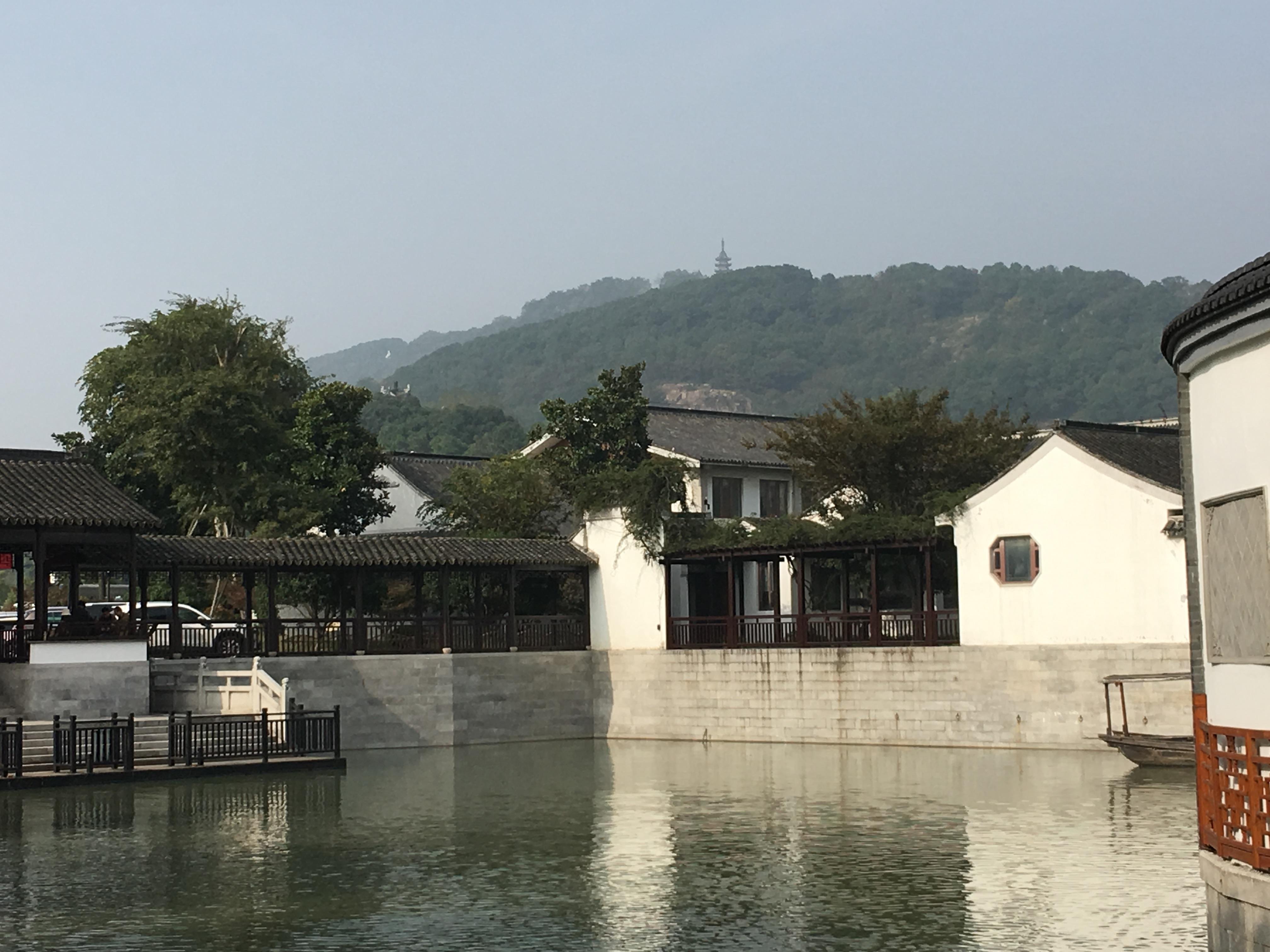 苏州木渎古镇