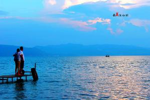 抚仙湖之游,灵气与魅力兼具