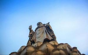 【我是达人】梵天佛地,灵山胜境
