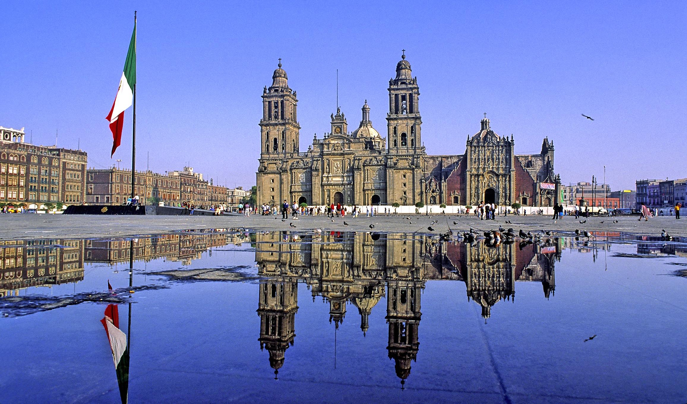 4月10日起开通广州墨西哥城往返航线 机