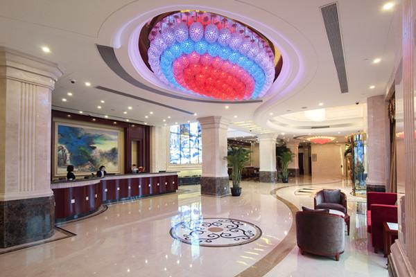上海和平豪生酒店