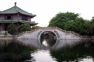 广州宝墨园游记