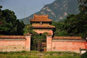 北京十三陵游记