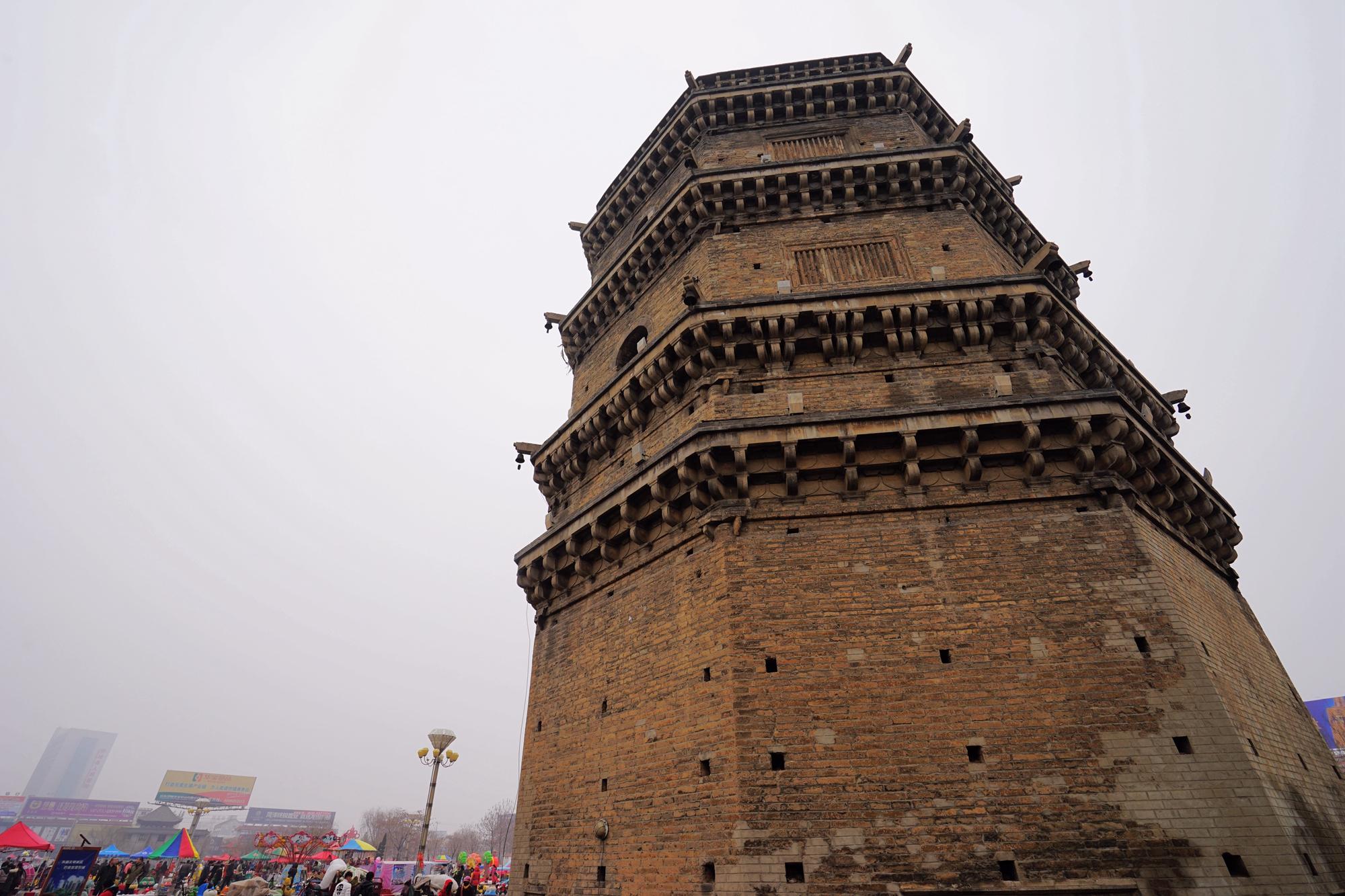 郓城观音寺塔               图片