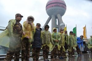 暑假夏令营中国小海军2016冬令营厦江南游记